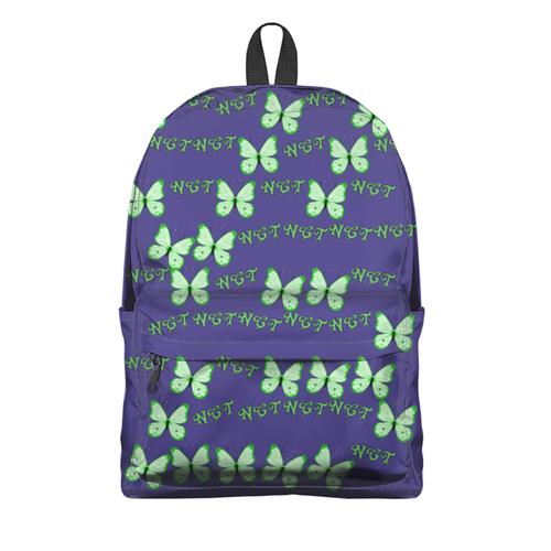Рюкзак НСТ зеленая бабочка